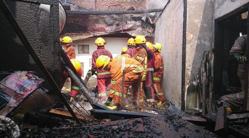 Dua Orang Meninggal Karena Terjebak di Insiden Kebakaran