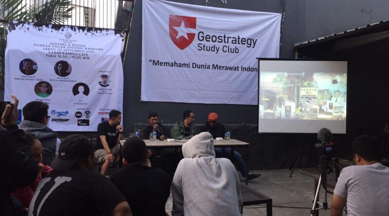 "Mengenal Bobotoh Melalui Acara ""Sharing dan Bedah Dobrak Pagar Episode Bandung"""
