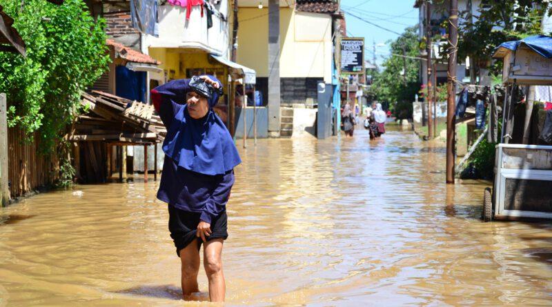 Kampung Bojong Asih Kembali Dilanda Banjir Akibat Hujan Lebat