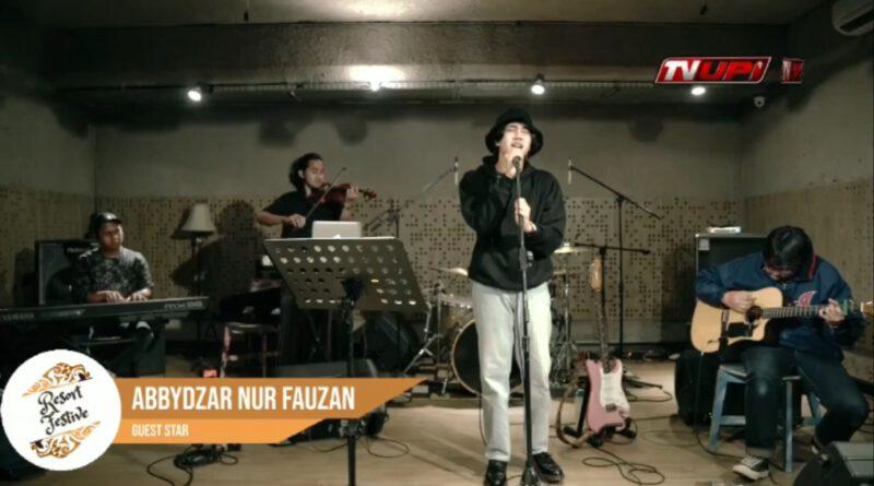 Resort Festive 2021, Melestarikan Kebudayaan Tradisional Seraya Menikmati Musik